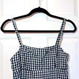 Gigham dress